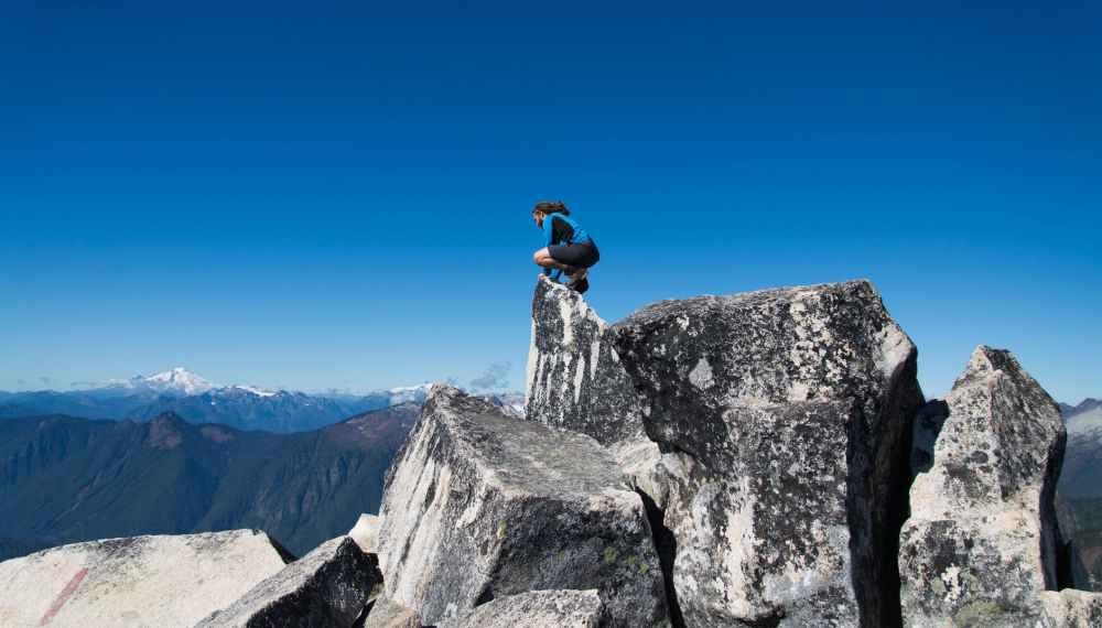 accomplishment adventure clear sky climb